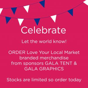 Love Your Local Market - Order Merchandise