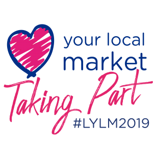 Love Your Local Market - Taking Part 2019