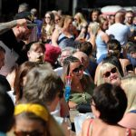 High temperatures send festival visitor numbers soaring in Bolton